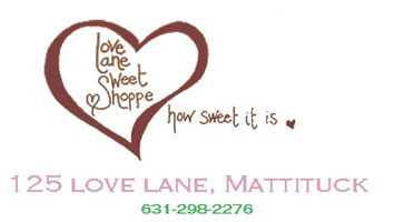 Love Lane Sweet Shoppe